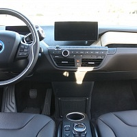 2014 BMW i3 Interior Black