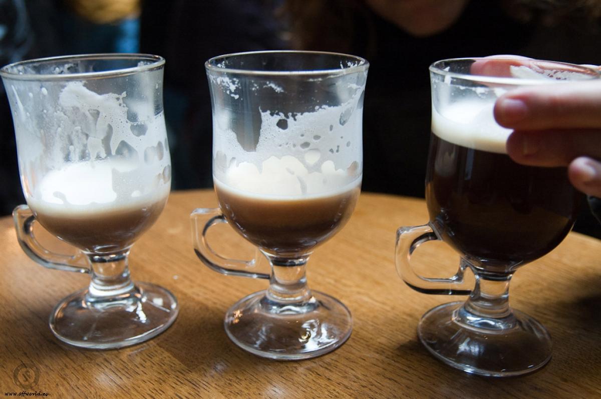 Classic Irish Coffee