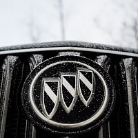 2014 Buick Regal GS AWD Grill