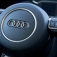 2015 Audi A3 2.0T Steering Wheel