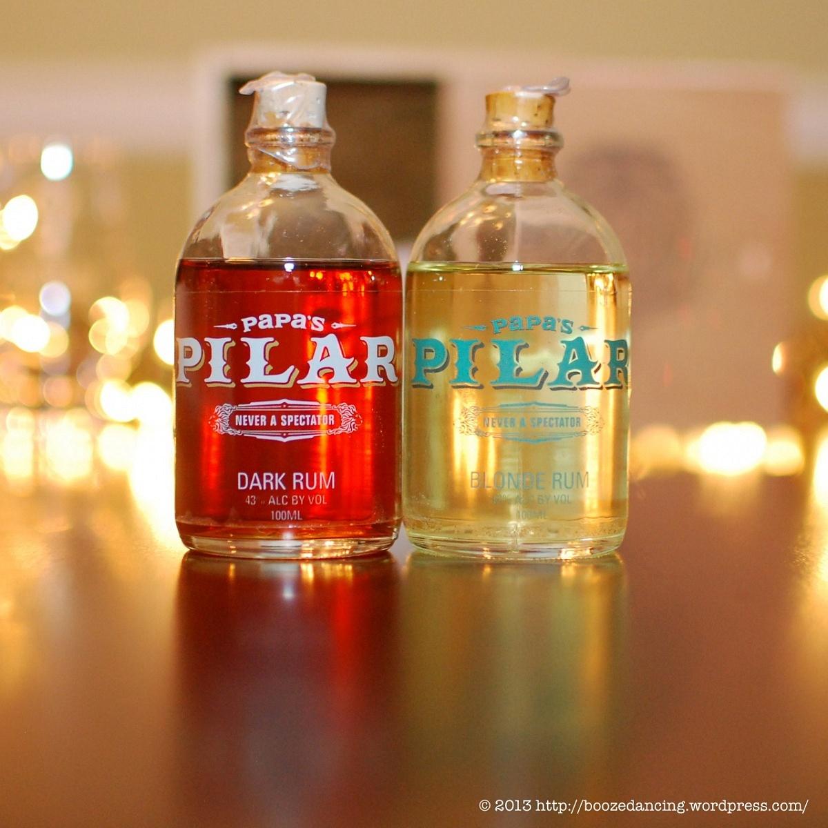 Papa's Pilar Rums