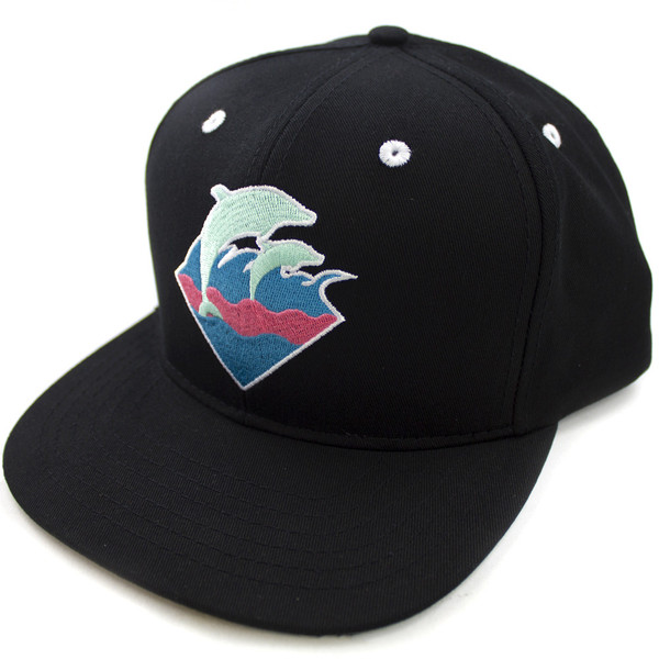 spring waves, street wear, pink dolphin