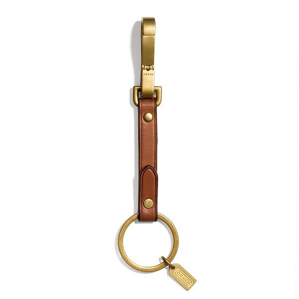 Coach, Philp Crangi, New York, Key Chain