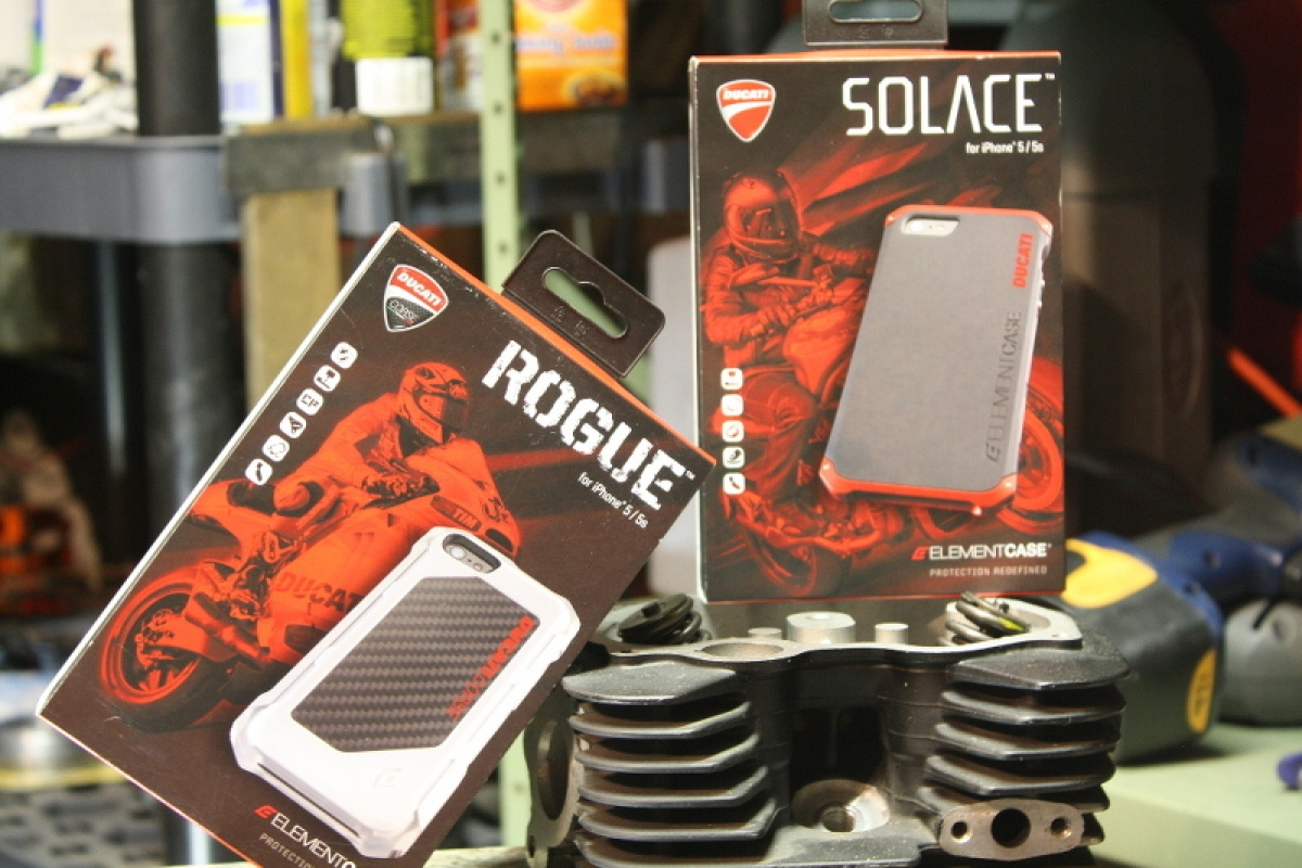Ducati iphone case