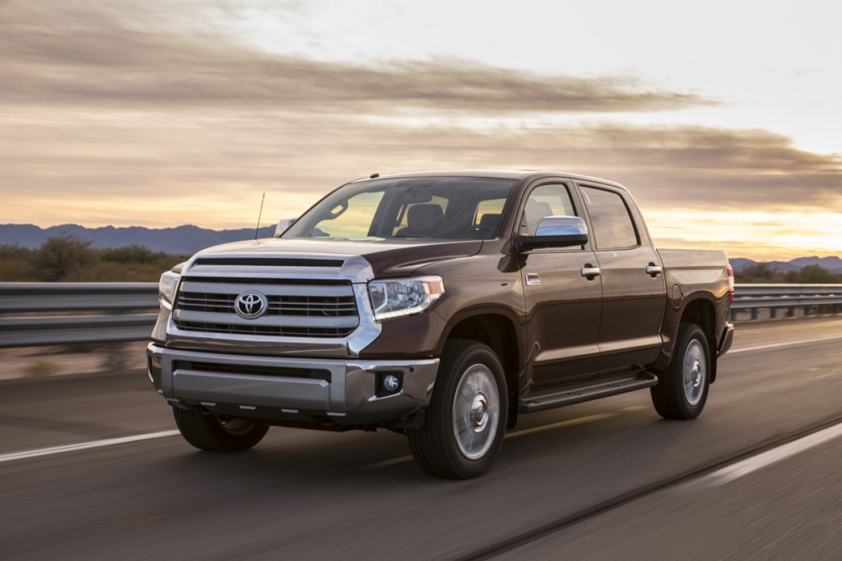 The 2014 Toyota Tundra 1794 Edition