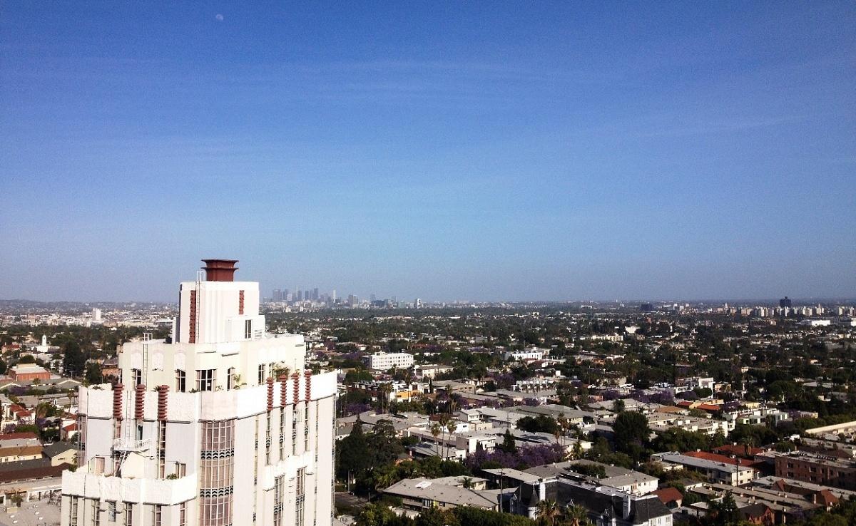 California, LA, Los Angeles