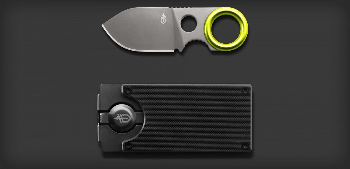 Gerber, GDC, Money Clip, Gear