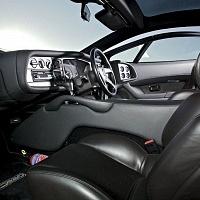 Jaguar XJ220 Interior