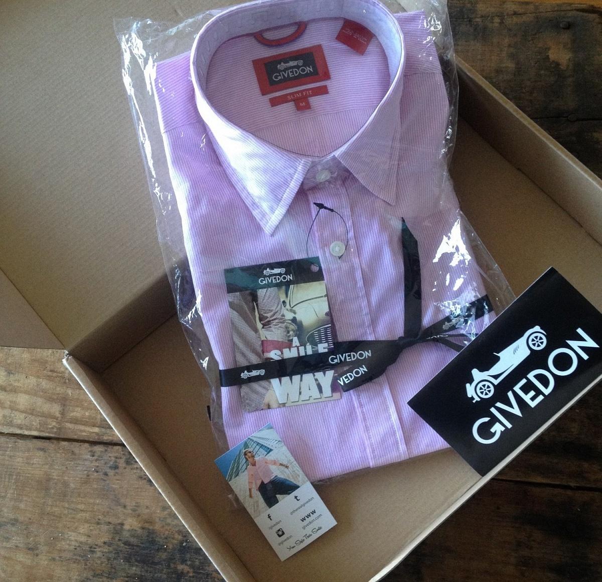Givedon Box