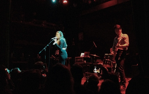Ryn Weaver performs at Bowery Ballroom.