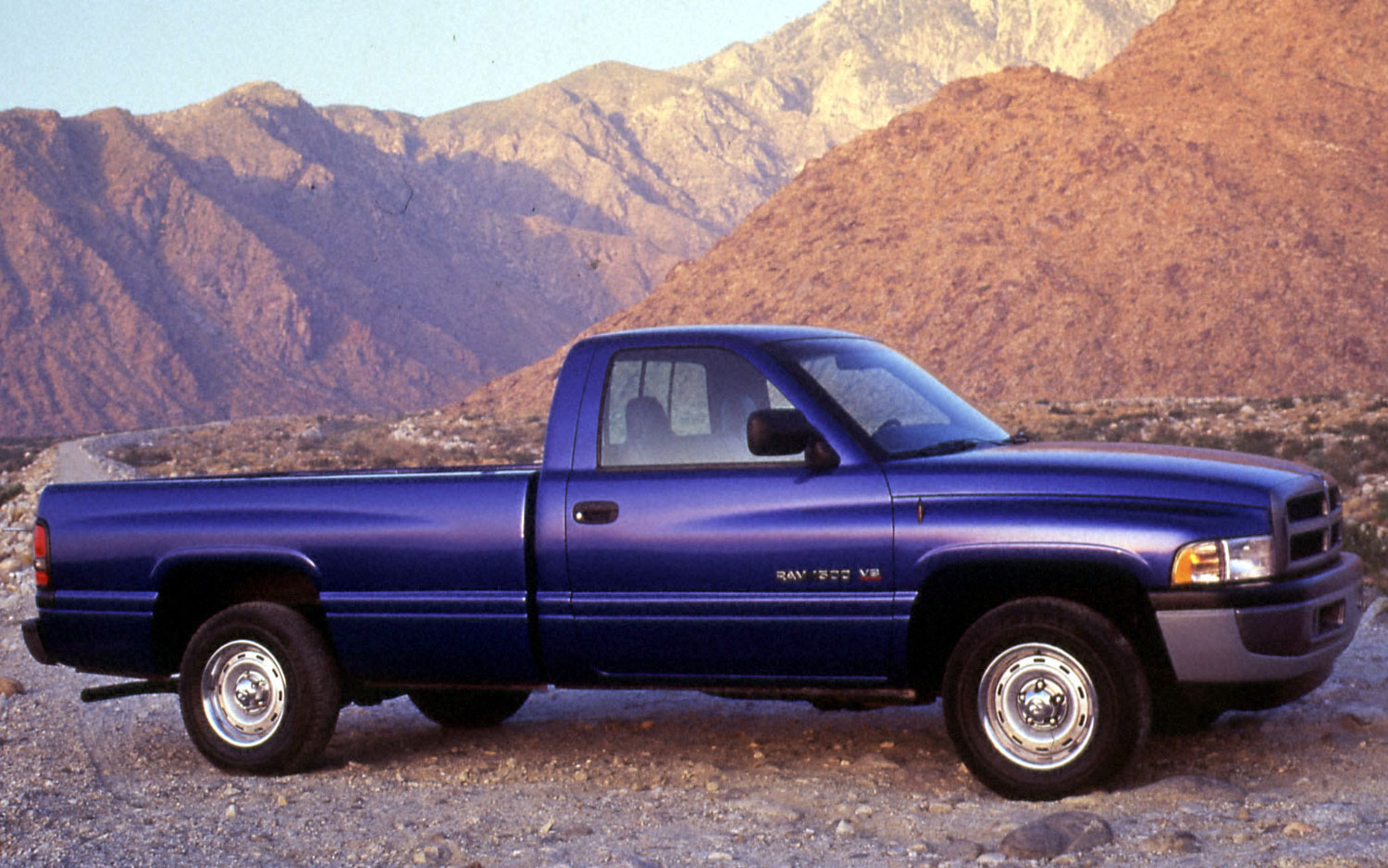 Dodge Ram Long Bed on 1991 Dodge Dakota Truck
