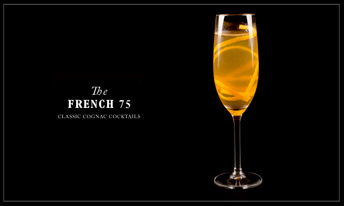 New Years Recipe: French 75 | FactoryTwoFour