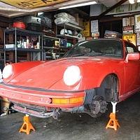 Porsche Backdate Project 911