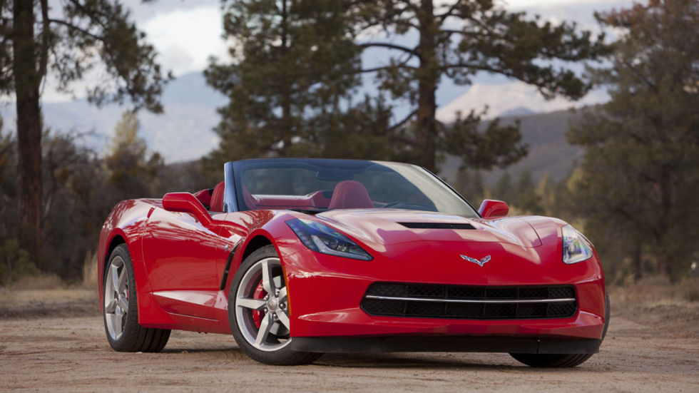 an american muscle supercar chevy corvette stingray factorytwofour. Black Bedroom Furniture Sets. Home Design Ideas