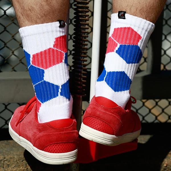 Neon Bandits Socks