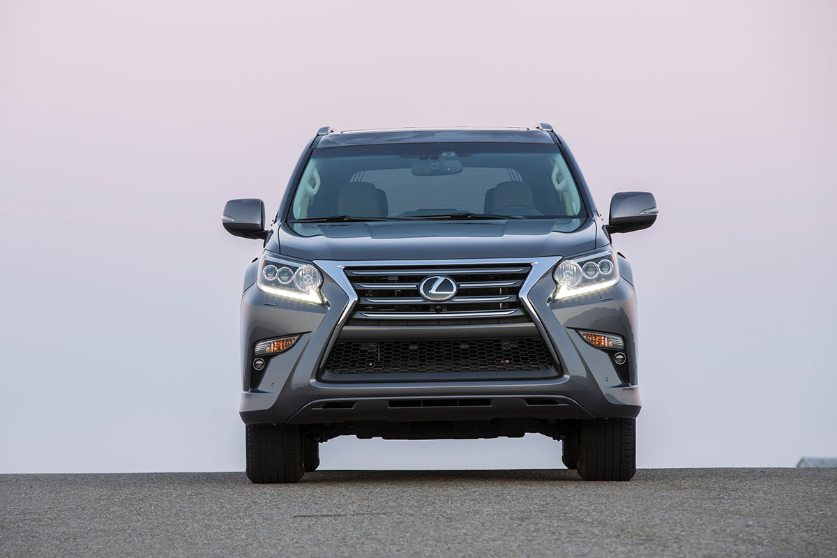 lexus gx 460 luxury is ready and capable factorytwofour. Black Bedroom Furniture Sets. Home Design Ideas