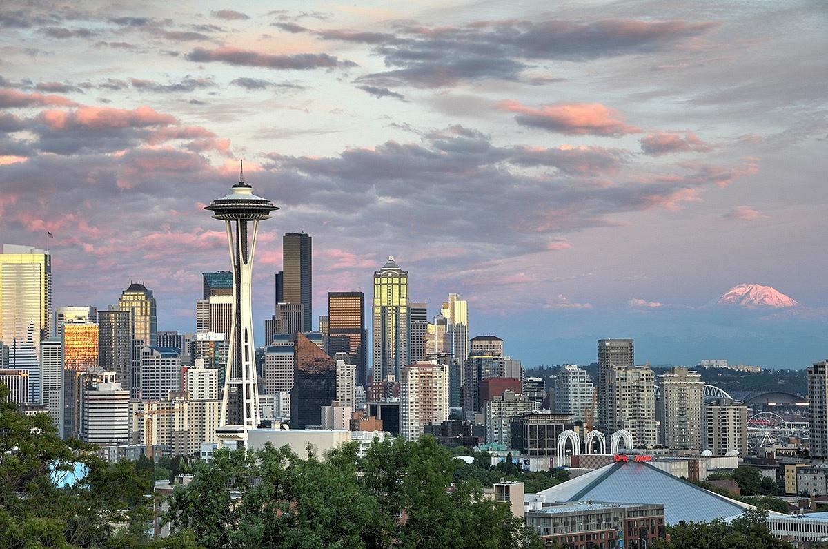 Rain or Shine in Seattle