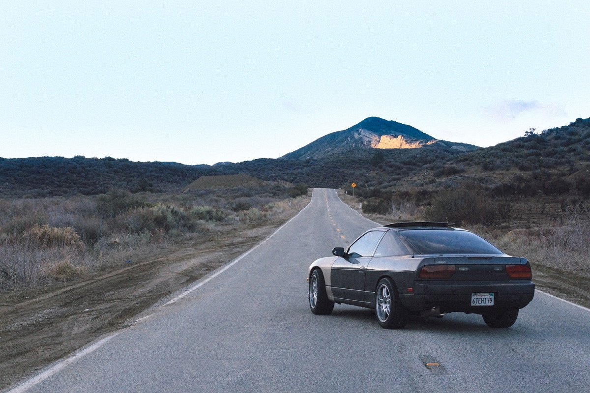Running in the '90s: Period-Correct 240SX Build Part One