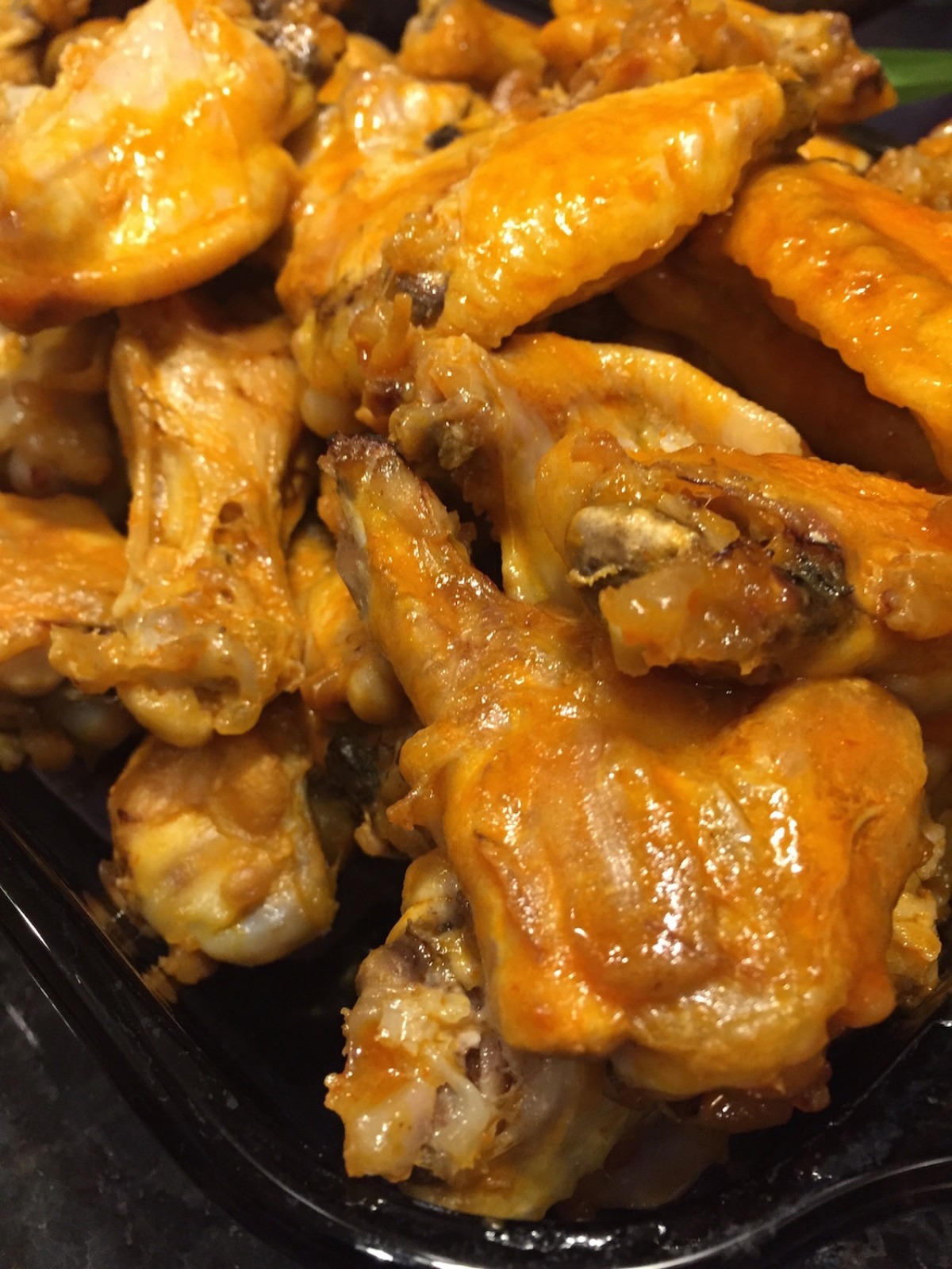 Chicken Wings Pile