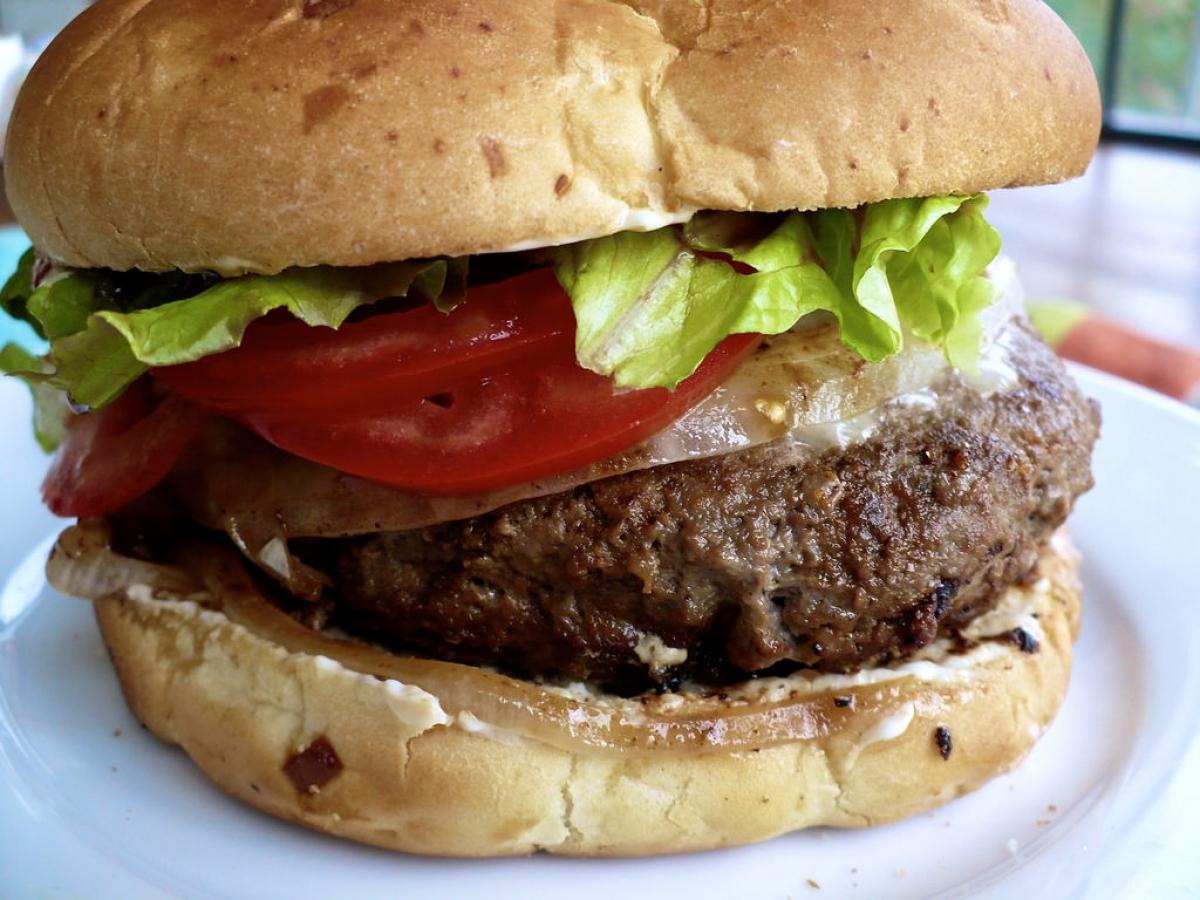 Best Hamburger Recipe Summer BBQ FactoryTwoFour