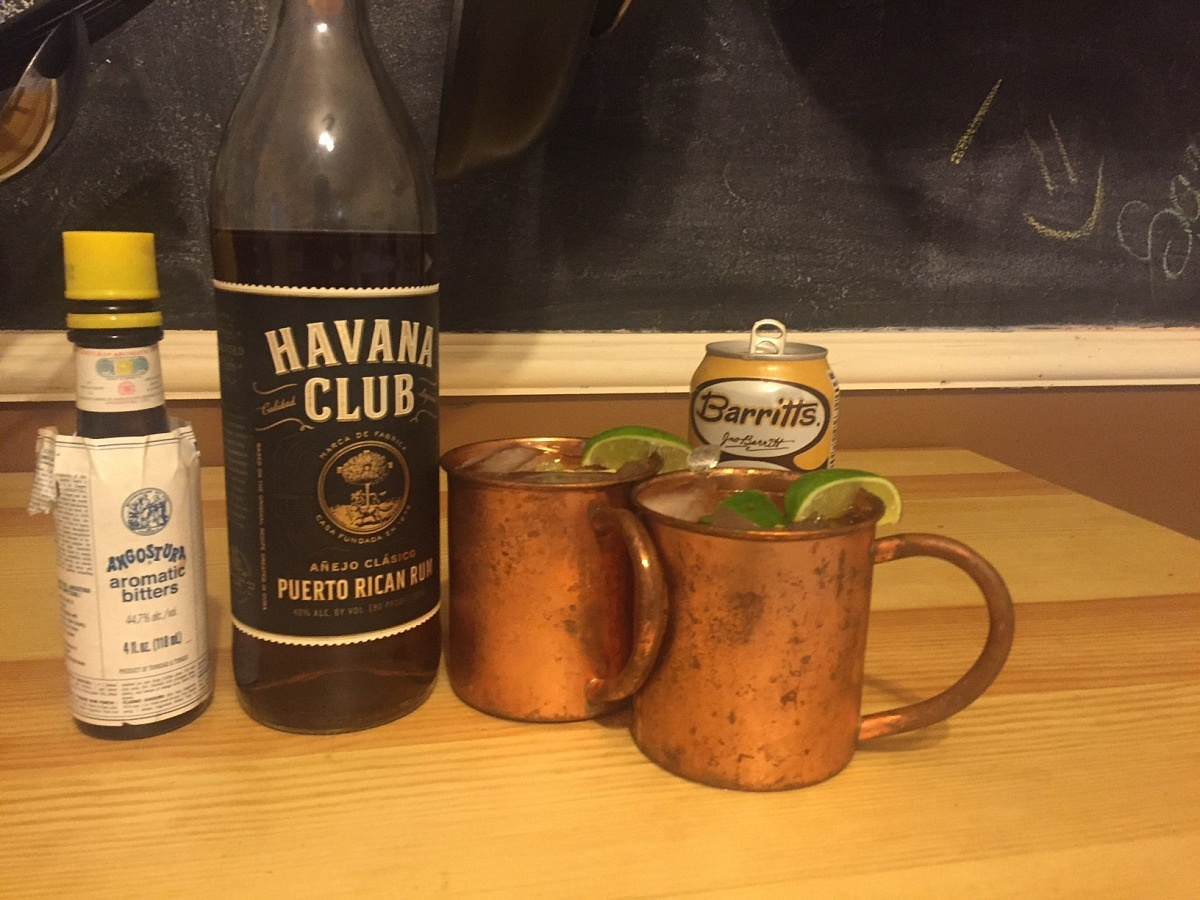 Havana Club Añejo Clásico