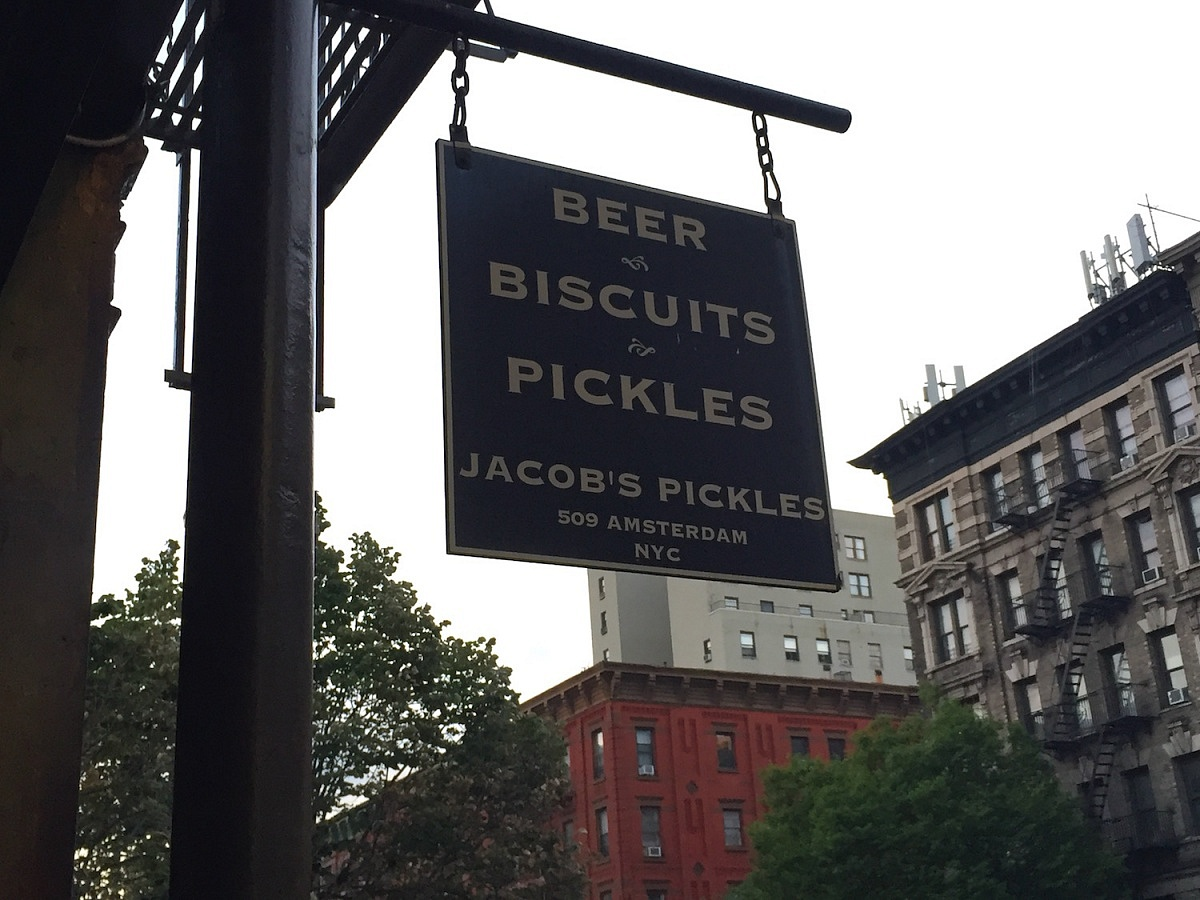 Jacob's Pickles