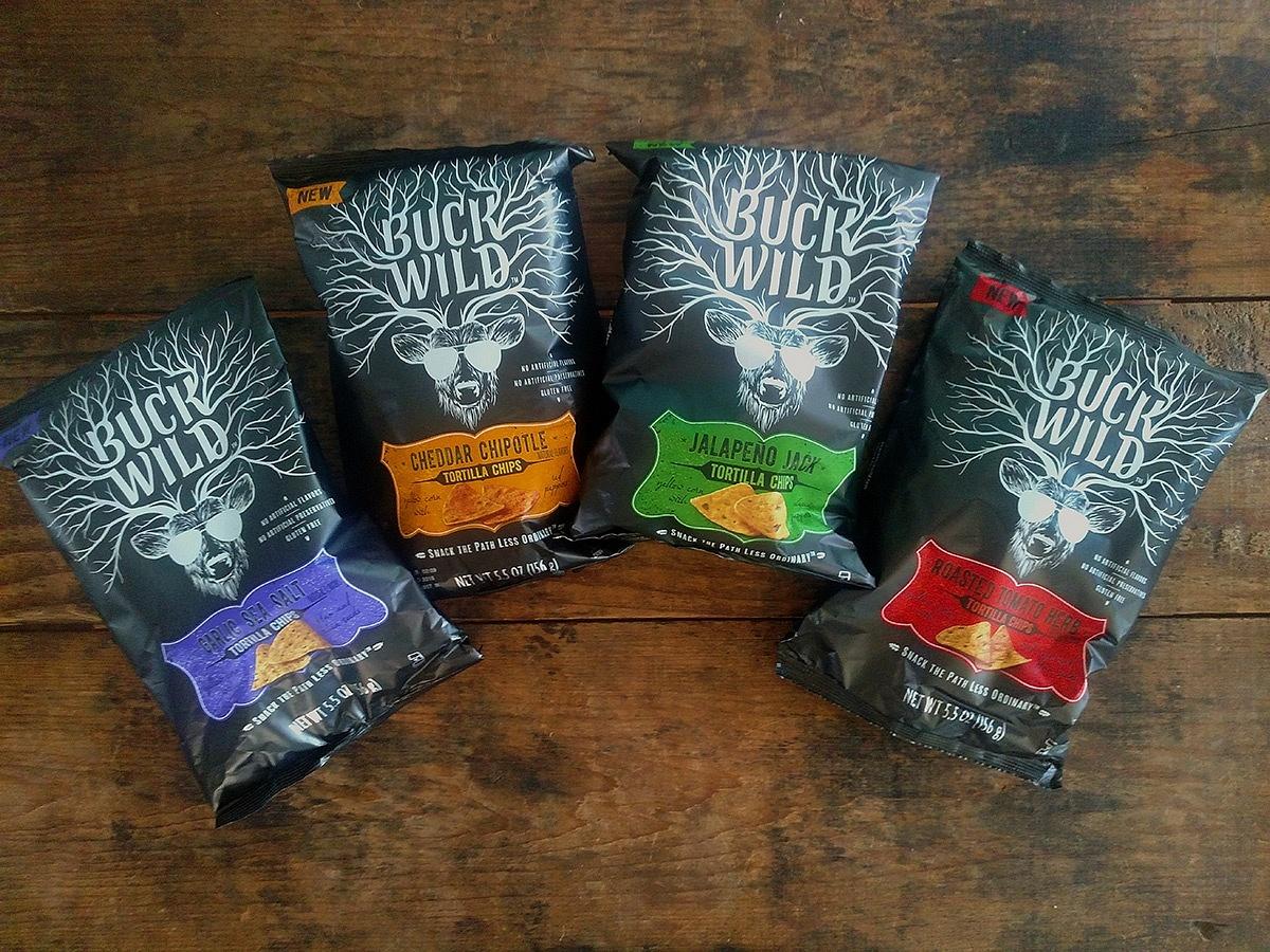 Buck Wild chips FactoryTwoFour