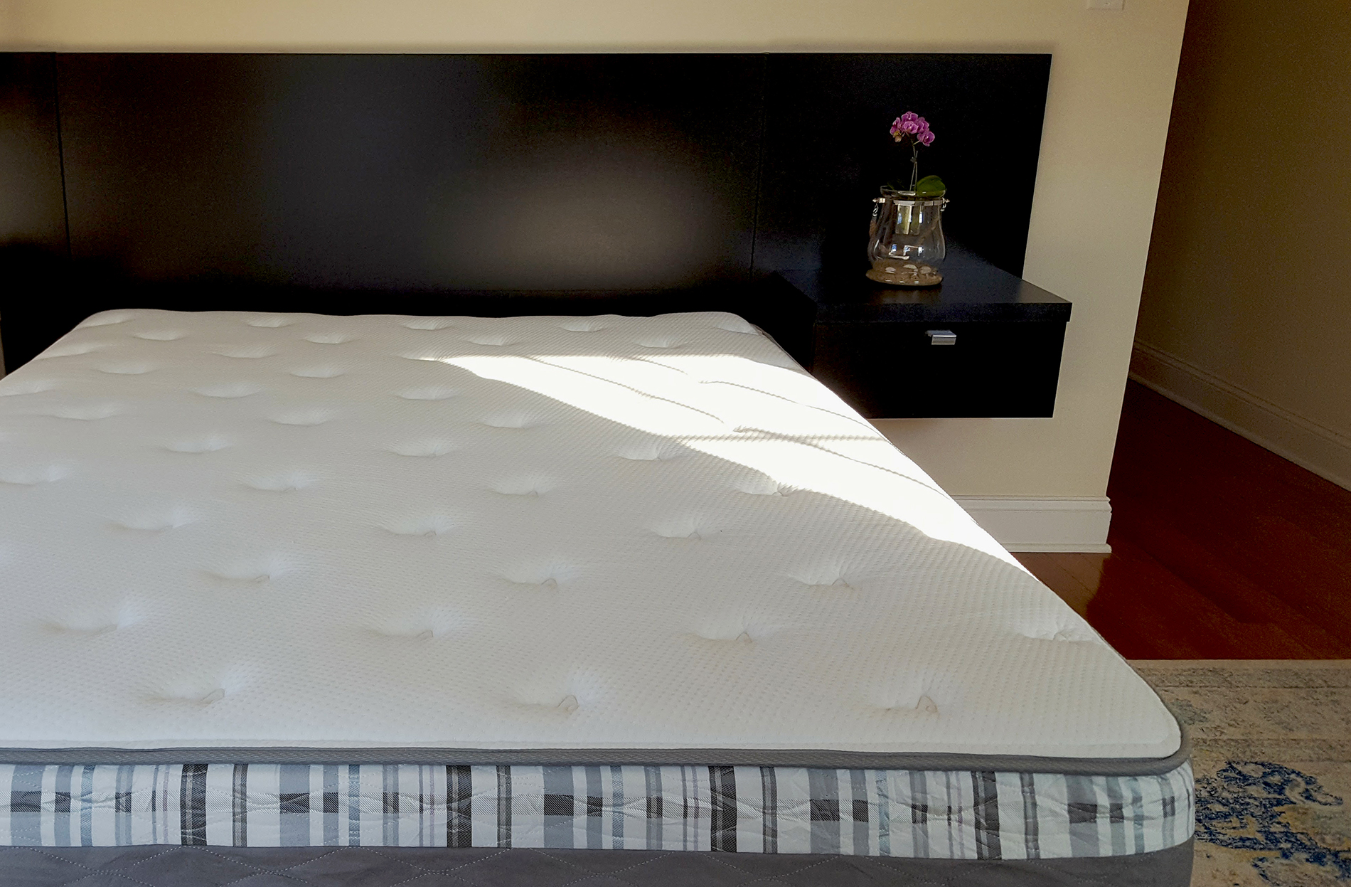 aurora bed cooling the products luxury bb material layered brooklyn mattresses bedding mattress