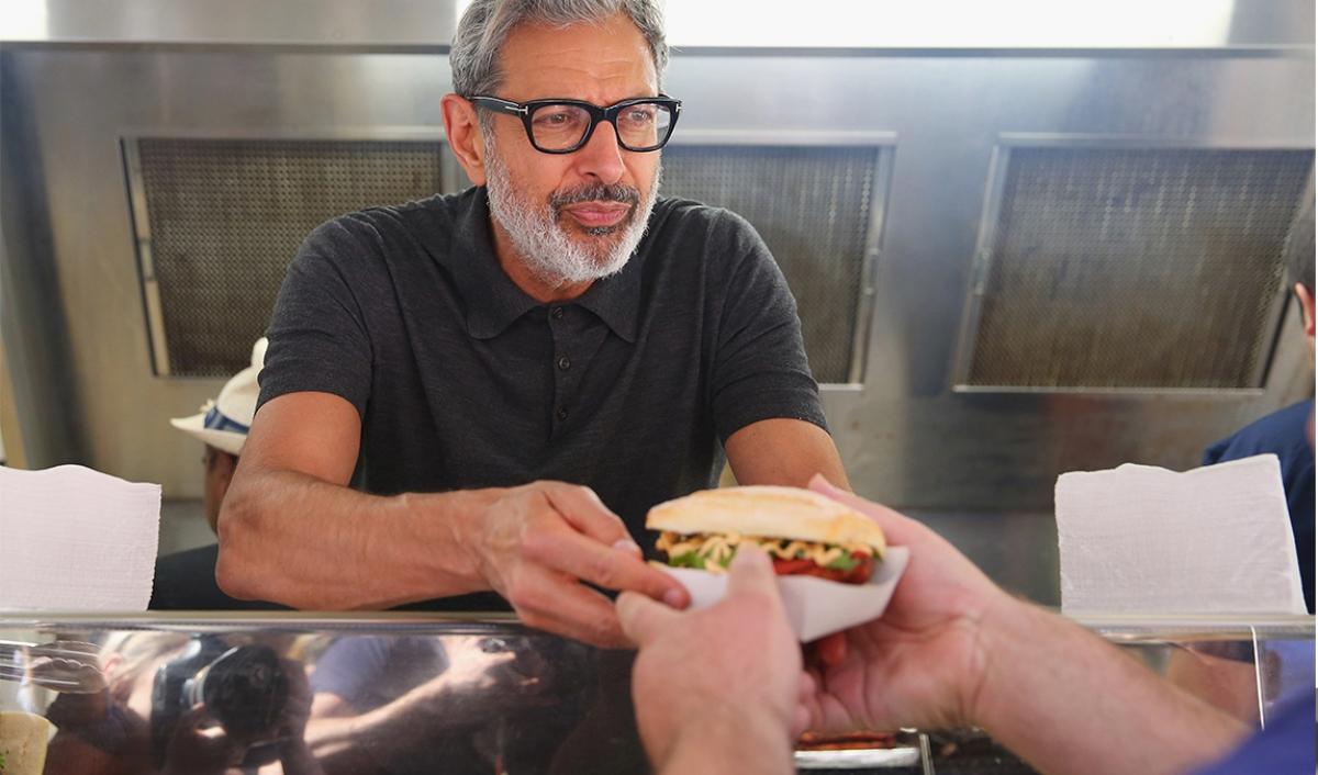 Jeff Goldblum Food Truck