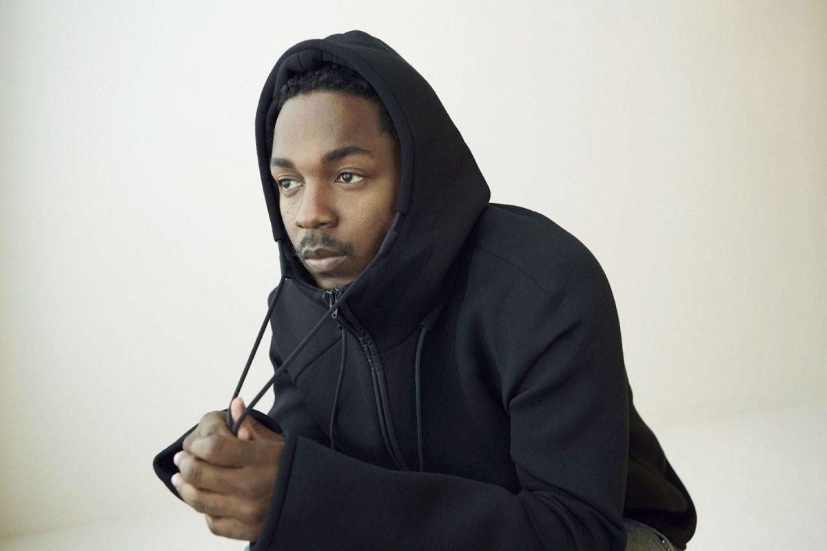 Kendrick Lamar — DAMN.