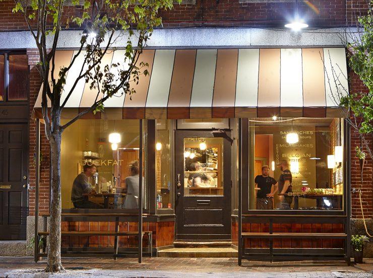 Duckfat Restaurant in Portland, Maine