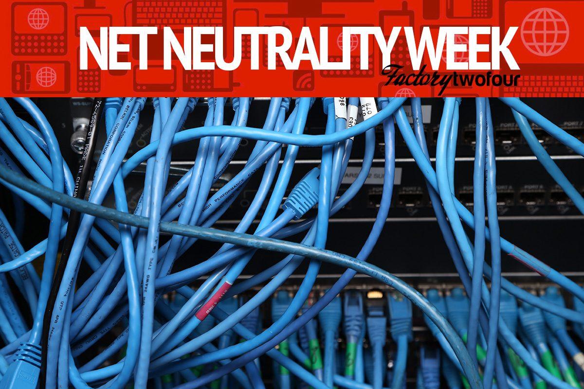 Net Neutrality CAT5