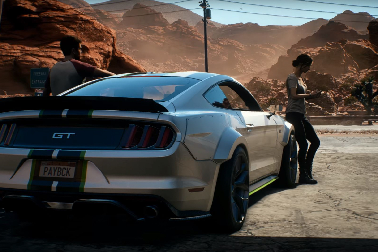 drivin 39 l a with andrew chen need for speed payback. Black Bedroom Furniture Sets. Home Design Ideas