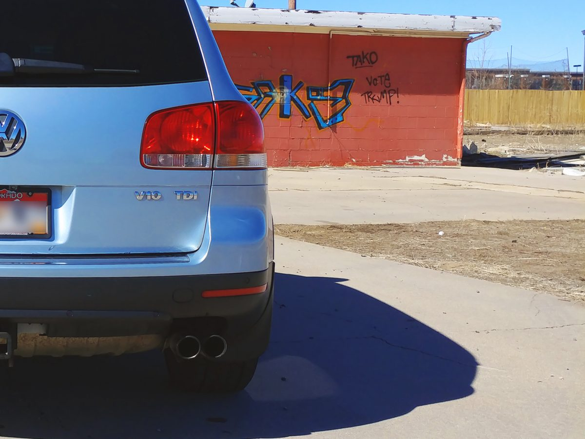 The VW Touareg V10 Was The Best SUV I Ever Owned