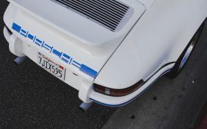 Porsche backdate 911 2.7 RS replica FactoryTwoFour