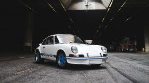 Porsche backdate 911 2.7 RS replica FactoryTwoFour backdate