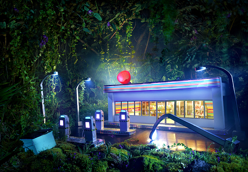 david lachapelle, land scape