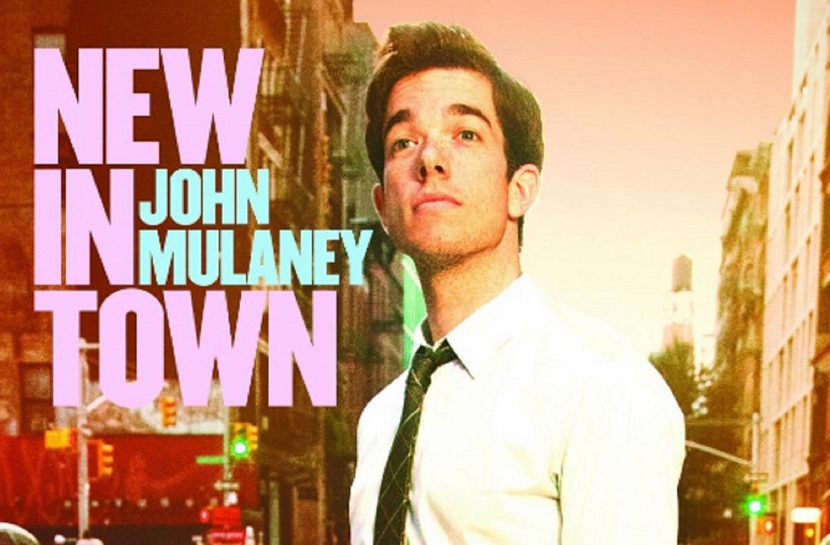 John Mulaney New In Town Netflix