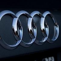 Audi Rings Emblem