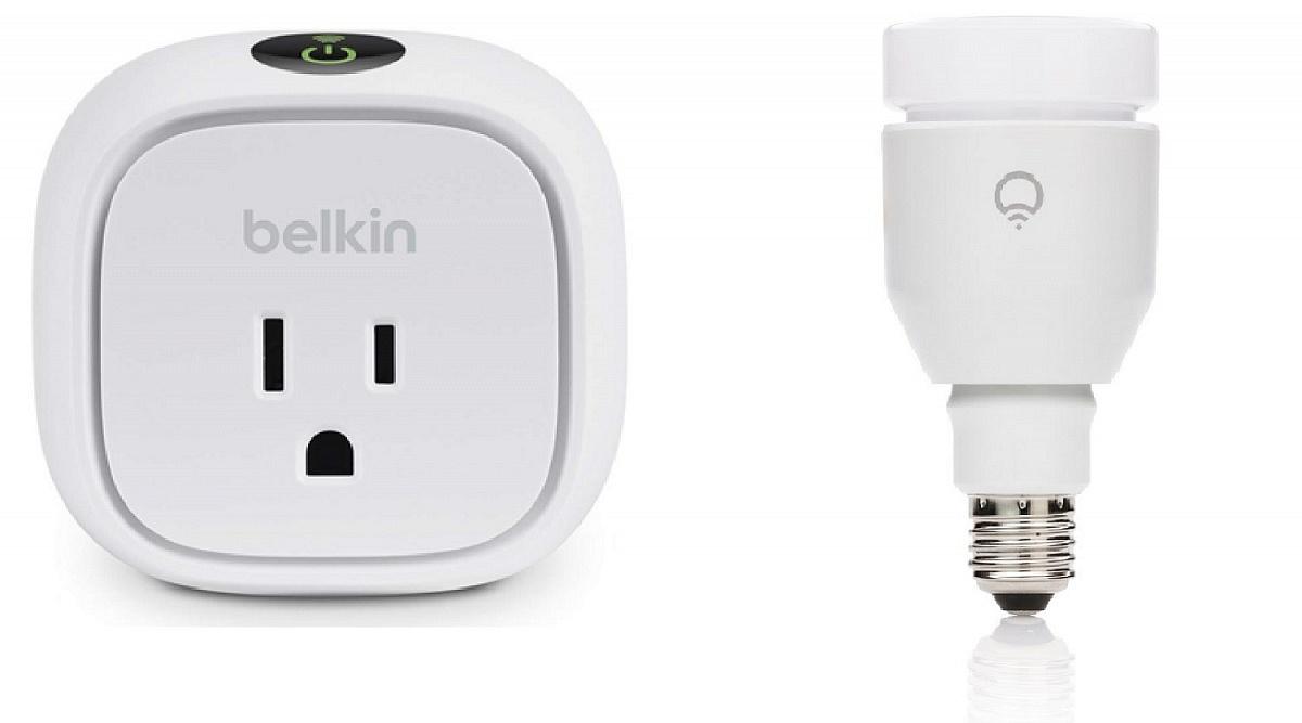 Belkin, LIFX, WeMO, Smartbulb, Wifi, review
