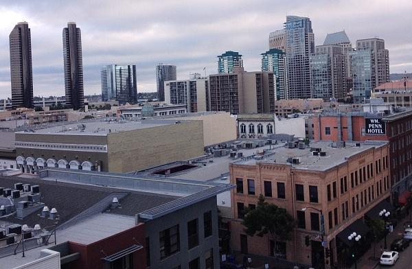 California, San Diego