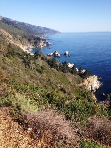 California, Carmel, PCH, 1
