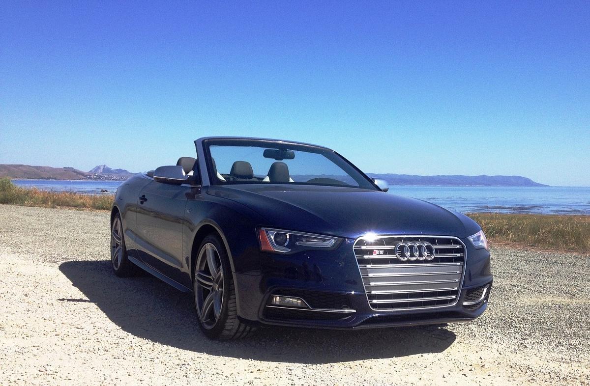 Audi, S5, Cabriolet