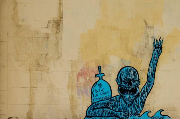 Los Angeles Graffiti Street Art