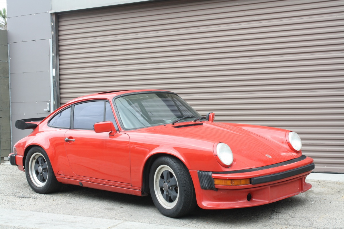 FactoryTwoFour Porsche Backdate