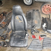 Porsche Backdate Removal