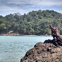 Costa Rica Lagoon