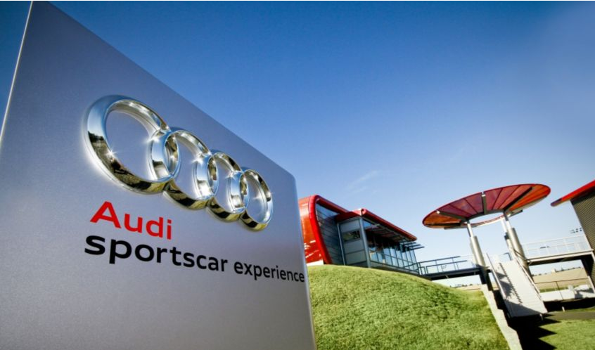 Audi Sportscar Experience - Sonoma