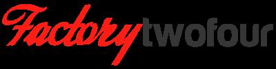 FactoryTwoFour logo