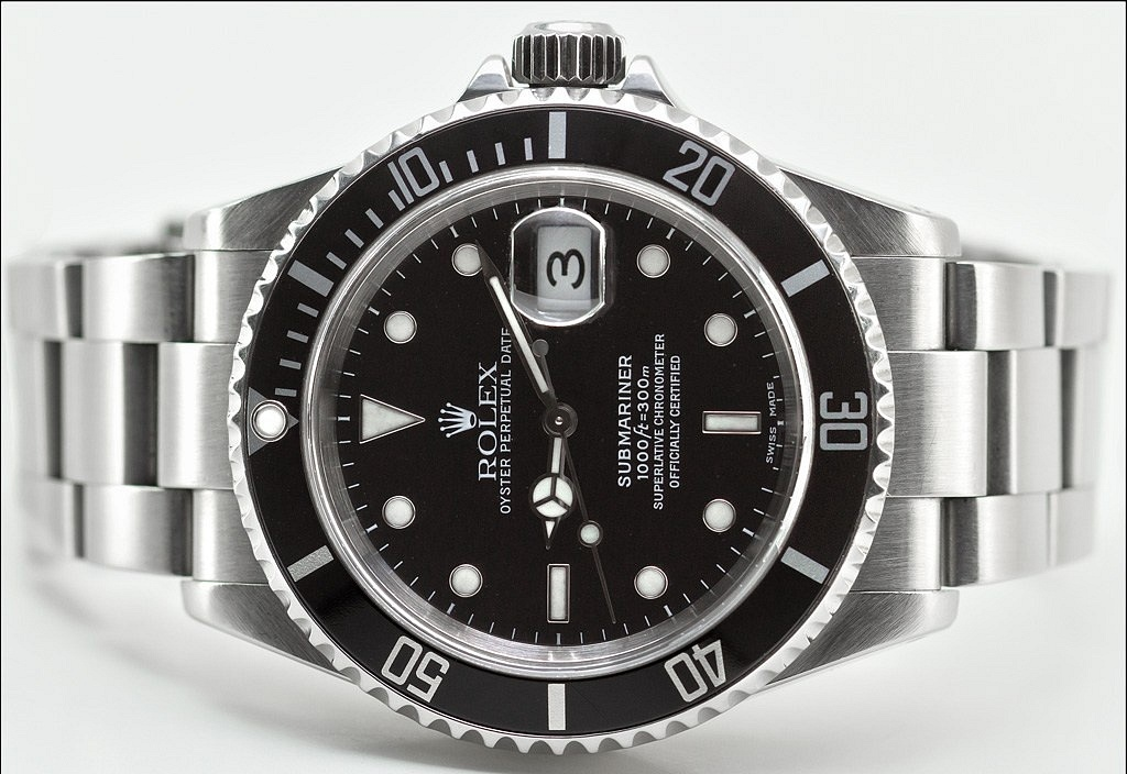 History of the Rolex Submariner